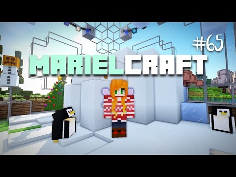 "MarielCraft | Ep.65: ""ADORABLE SNOW GLOBE!"""