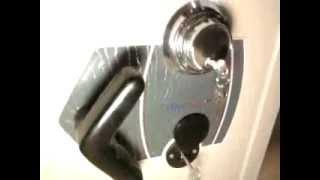 harga Brankas True Safes Excellence Size 3 Fireproof Tahan Api & Bongkar High75cm brankas video