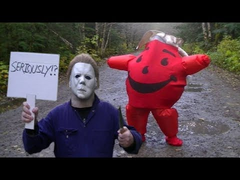 Halloween - Michael Myers Vs Kool Aid Man