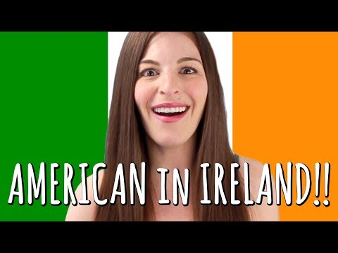 AMERICAN IN IRELAND!! 5 Surprising Things I Noticed