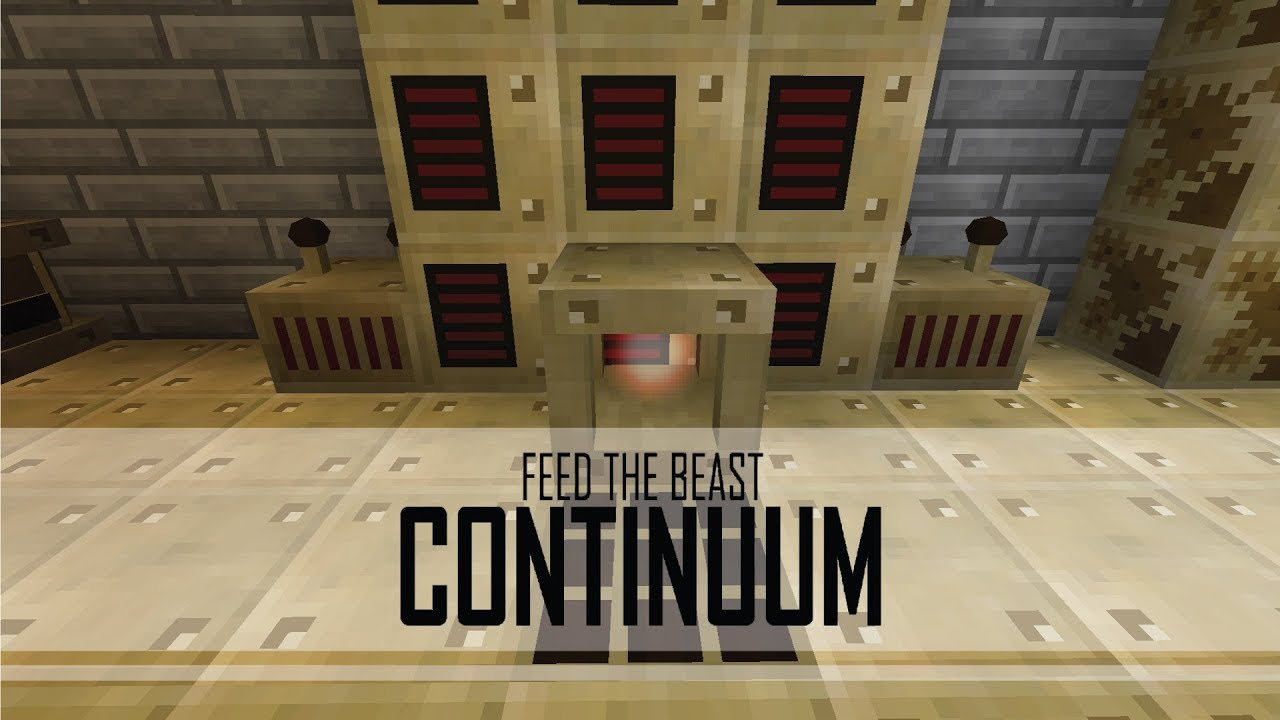 FTB Continuum - 32 - POWER OPTIMIZER by Krakaen
