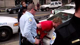 D.C police TASE inoccent occupier 1/29/12