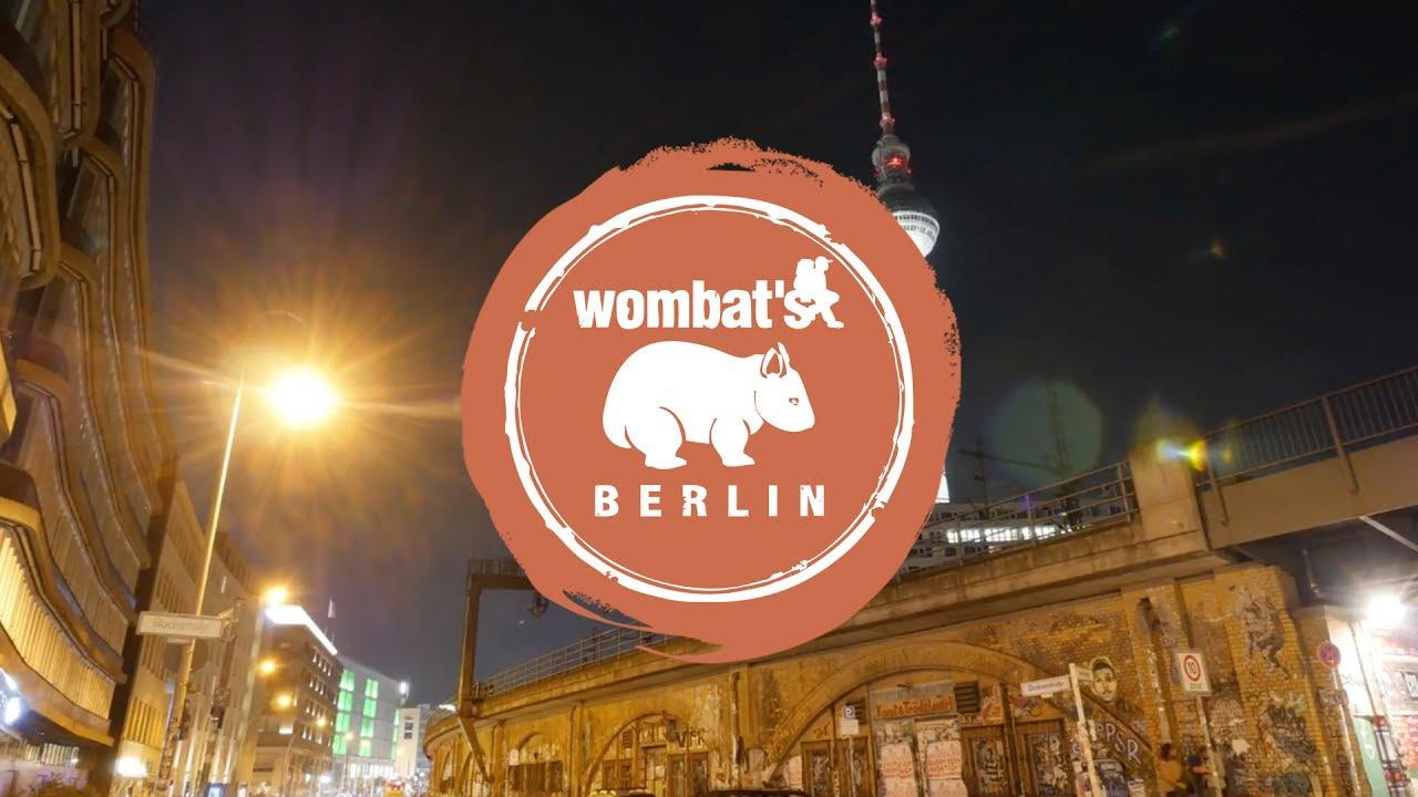 Wombat S City Hostel Berlin