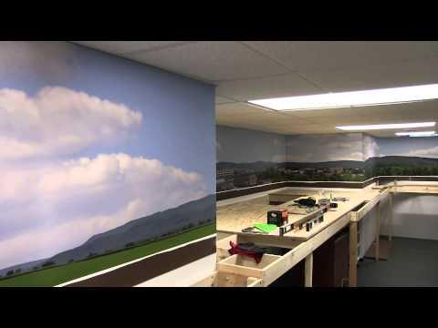 Model Railroad Layout Update Video 7