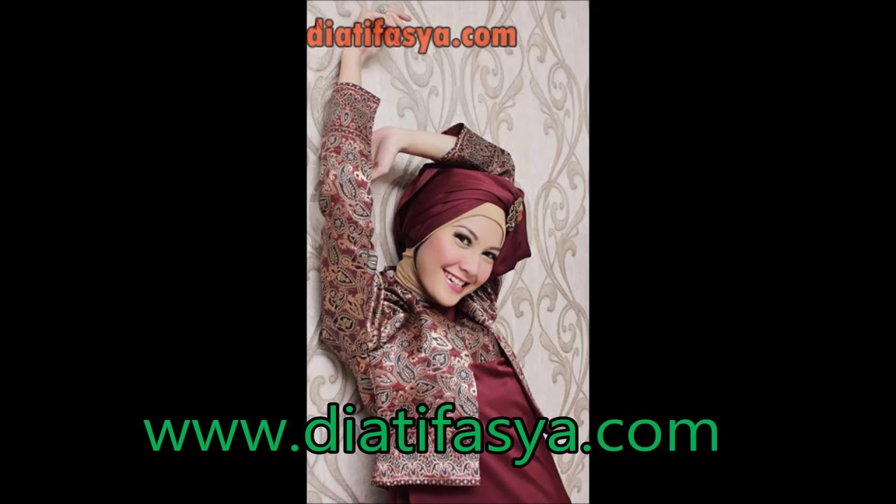 maxresdefault model baju muslim lebaran 2015 model busana muslim modern,Model Baju Muslim Lebaran 2014