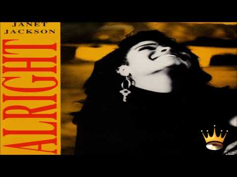 Janet Jackson & Heavy D. - Alright (12'' R&B Mix)