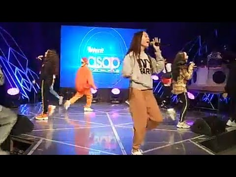 A.S.K - IWant ASAP rehearsal | 'Power' by Little Mix | Jan 20, 2019