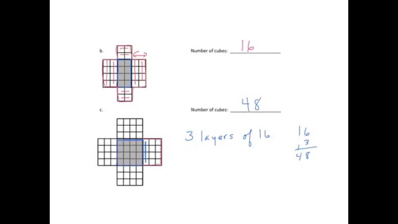 Grade 5 EngageNY Eureka Math Module 5 Lesson 2 - YouTube