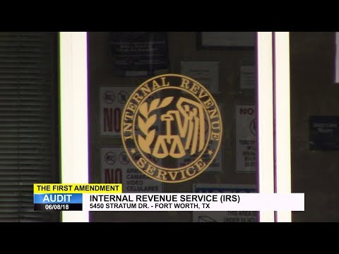 Quick Audit – Internal Revenue Service (IRS)
