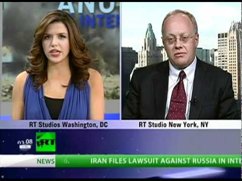 Chris Hedges: Obama 'Brand for the Corporate State'