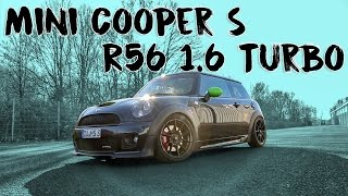 OK-Chiptuning - Mini Cooper S  R56 1.6 Turbo | Softwareoptimierung 236PS/363Nm Car Porn!