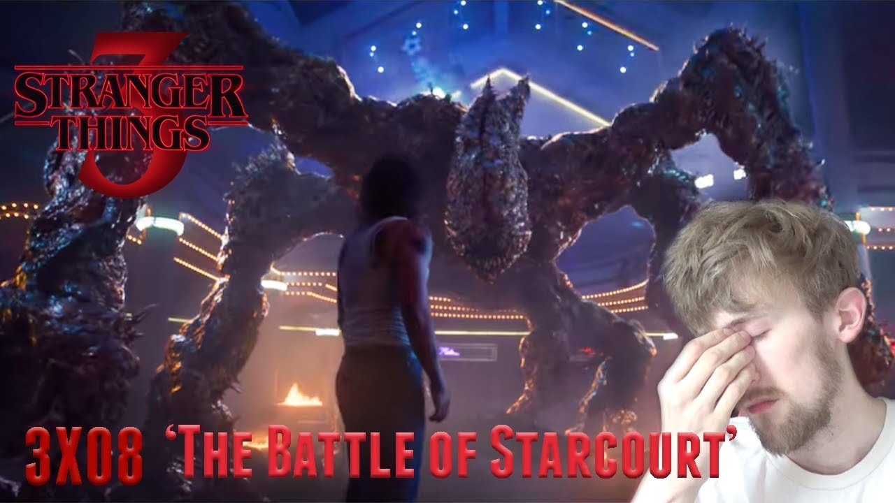 Stranger Things Season 3 Episode 8 (Season Finale) - 'The Battle of  Starcourt' Reaction
