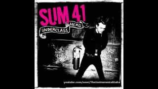 Sum 41 - Best Of Me Instrumental
