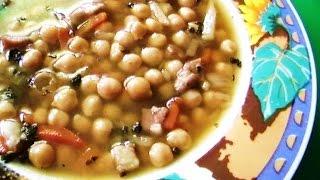 Zupa z Ciecierzycy - Zdrowe Odżywianie - Pyszne Obiady Na Odchudzanie - Przepisy Dietetyczne PL
