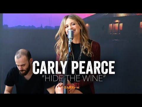 Hide The Wine - Carly Pearce (Acoustic)