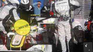 brawn gp - f1 australian grand prix 2009