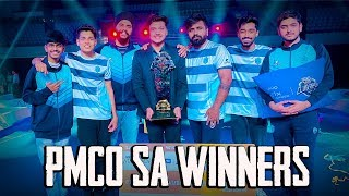 PMCO SA WINNERS| Entity Gaming💙| Final Day vlog (MUST WATCH)🔥