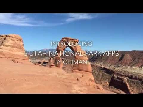 Discover Utah's Mighty Five National Parks with Chimani