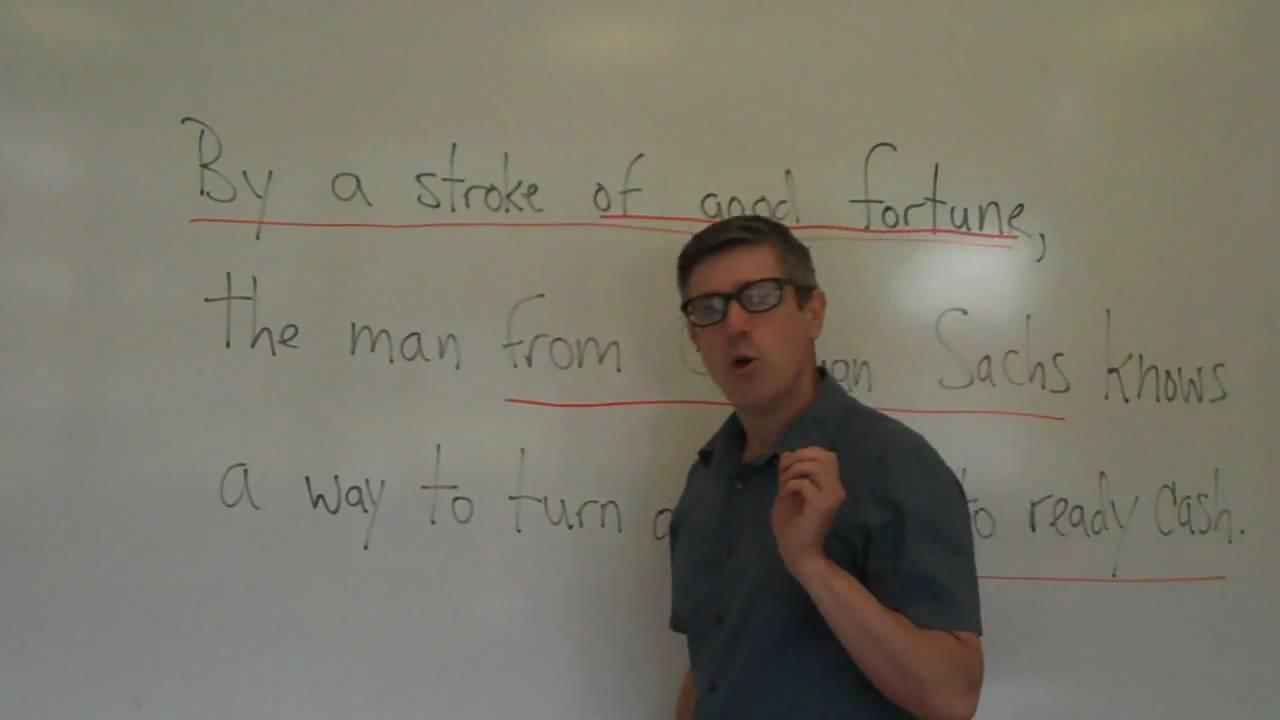 25  Parsing a Sentence  English Grammar Lesson