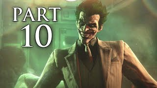 Batman Arkham Origins Gameplay Walkthrough Part 10 - The Killing Joke