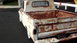 1962 Chevy C10 ratrod/shop truck from original owner