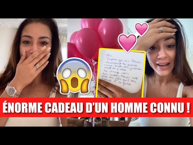ALIX CHOQUÉE, ELLE REÇOIT UN ÉNORME CADEAU D'UN HOMME CONNU !! 😱💕 (LES PRINCES DE L'AMOUR 8)