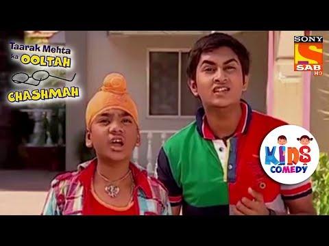 Tapu Sena Answer To Bhide | Tapu Sena Special | Taarak Mehta Ka Ooltah Chashmah
