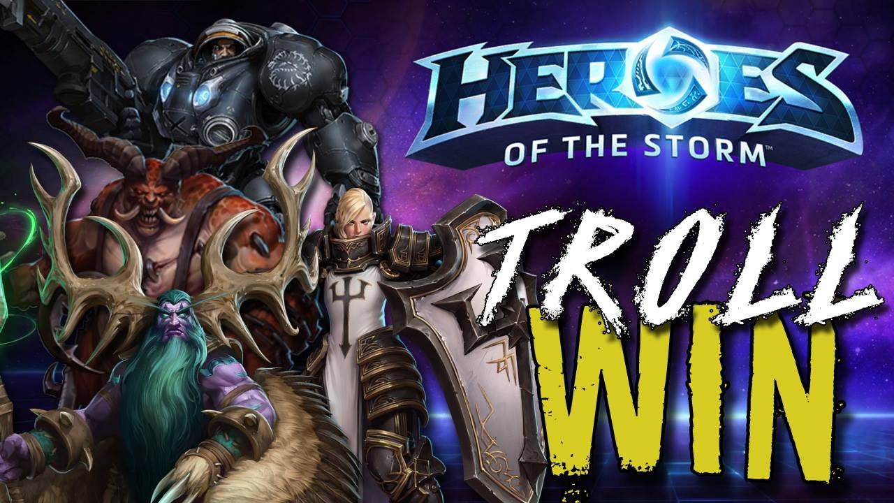 Heroes Of The Storm Lags
