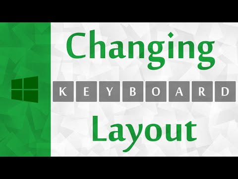 [Windows] Change Keyboard Layout Keys On Windows 10 | Microsoft Keyboard Layout Creator