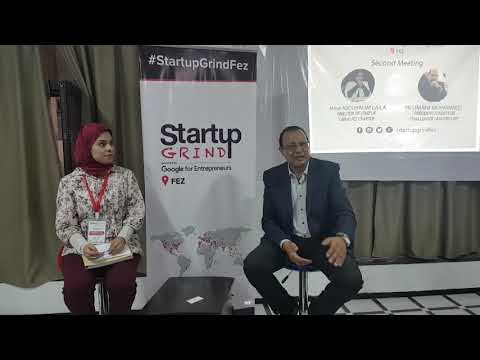 Mohammed Limani (Challenger Lima Groupe) - Startup Grind Fez Chapter