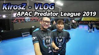 kirosz-vlog-พาชมงาน-apac-predator-league-2019