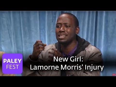 New Girl  Lamorne Morris's Hand Bells Injury