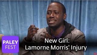 New Girl - Lamorne Morris' Hand Bells Injury