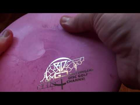 Baysingers Disc Golf Shout out Mailcall Collaboration - Disc Golf Nerd