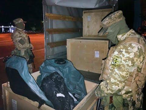 Амфетамин на 15 миллионов долларов: крупнейшее задержание в Одессе поймали банду наркоторговцев