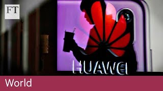 Huawei arrest heightens US-China trade tensions