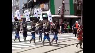 2012年3月31日 熊本城時代絵巻.