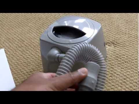 Fisher Paykel CPAP ICON  - You Must Get This CPAP TUBING !!