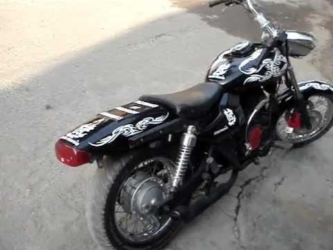 Avenger Bike Modified