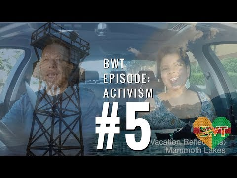 How do Blacks and Whites View Activism? Charlottesville, Manzanar,  & Owens Valley!
