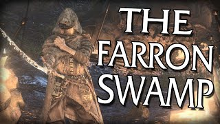 THE FARRON SWAMP - Dark Souls 3: Hollow's Blind Playthrough [Ep 10]
