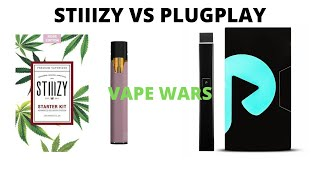 Stiiizy vs Plug Play: which weed vape pod is best?