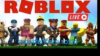 Roblox's Live (showing my face)