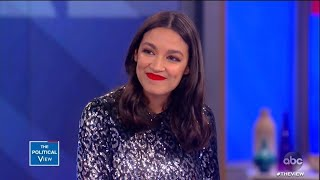 Alexandria Ocasio-Cortez on Democratic Role Models and Grassroots | The View