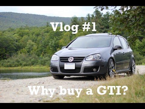 Vlog #1: Why did I buy a VW GTI?