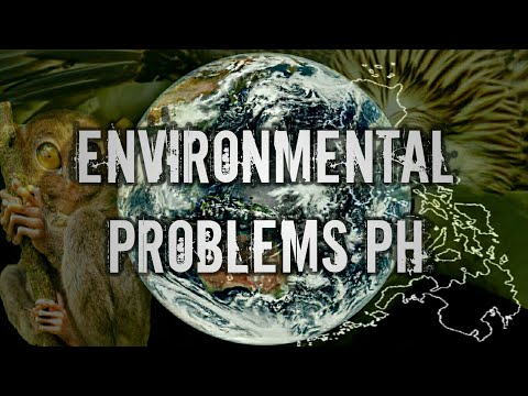 ENVIRONMENTAL PROBLEMS IN THE PHILIPPINES