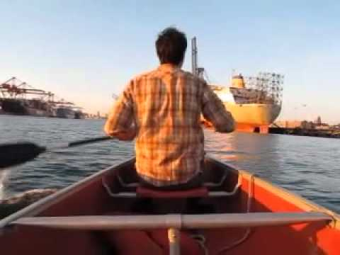 Canoe Trip on the Duwamish: A Superfund-Site Industrial River