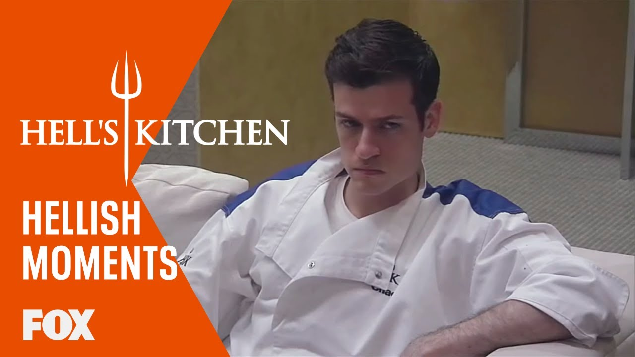 A hellish extra eddie is eliminated season 15 ep 7 for Hell s kitchen season 15 episode 1