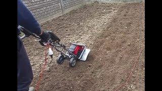 kultywator elektryczny glebogryzarka Grizzly EGT 1440  Gartenhacke electric cultivator