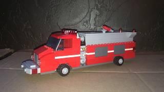 Lego brush truck moc (brush 3)